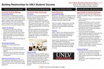 Building Relationships for UNLV Students' Success