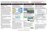Linking Information with Knowledge for Enhanced Learning