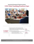 UNLV's Best Teaching Practices Expo 2017