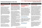 Professional Development: COLA 100L by Kassandra Moore