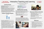 Interactive Teaching and Learning