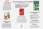A Freirean Service Learning Model by Danielle Roth-Johnson