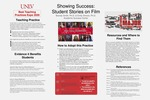 Showing Success: Student Stories on Film by Brandy Smith and Emily Shreve