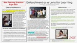 Embodiment as a Lens for Learning by Nanette Hilton