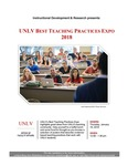 UNLV's Best Teaching Practices Expo 2018 by Mary-Ann Winkelmes
