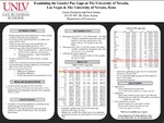 Analyzing the Gender Pay Gap at the University of Nevada, Las Vegas by Caren Abourjeily and Peter Grema