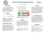 Toward A Quantum Neural Network: Proposing the QAOA Algorithm to Replace a Feed Forward Neural Network by Erick Serrano