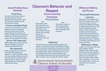 Classroom Behavior and Respect