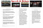 Speech & Debate by Jesse Padua