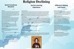 Religion Declining by Oscar Pascual
