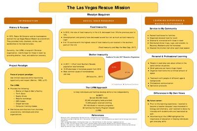 The Las Vegas Rescue Mission