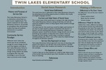 Twin Lakes Elementary School by Gavin Dean