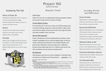 Project 150 by Efren Del Real