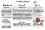 TCMI Church by Rosa Gonzalez