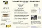 Project 150: High School's Tough Enough by Lorena Altabaz