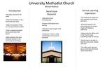 University Methodist Church by Michael Malikian