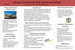 Marquis Centennial Hills Post Acute Rehab by Christian Bondoc