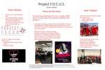 Project F.O.C.U.S. by Austin Fabian
