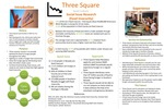 Three Square by Jovan Lubura