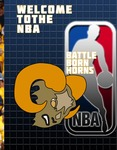 Welcome to the NBA: Battle Born Horns by A Rodriguez