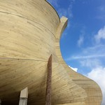 Ark Encounter's Bow by Emma Frances Bloomfield