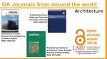OA Week Slideshow: OA Journals from around the world (Background) by Digital Scholarship