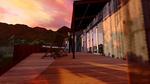 DesertSol: Exterior, Deck View by University of Nevada, Las Vegas Solar Decathlon Team.
