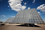 UNLV solar array