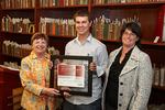 Calvert Award: Victoria Nozero, Student, Faculty