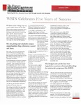 Women's Research Institute of Nevada Newsletter by Women's Research Institute of Nevada