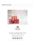 Women's Research Institute of Nevada Season Greetings! by Women's Research Institute of Nevada