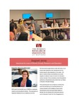 Women's Research Institute of Nevada Newsletter